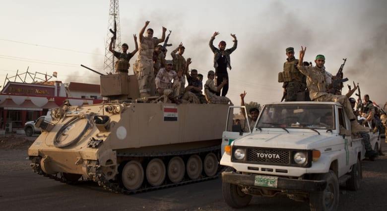 نائب رئيس القيادة المركزية الأمريكية الأسبق يبين لـCNN ما يمكن اعتباره انتصارا تكتيكيا لداعش.. ويوضح: مازال مبكرا القول بأن التنظيم يهرب