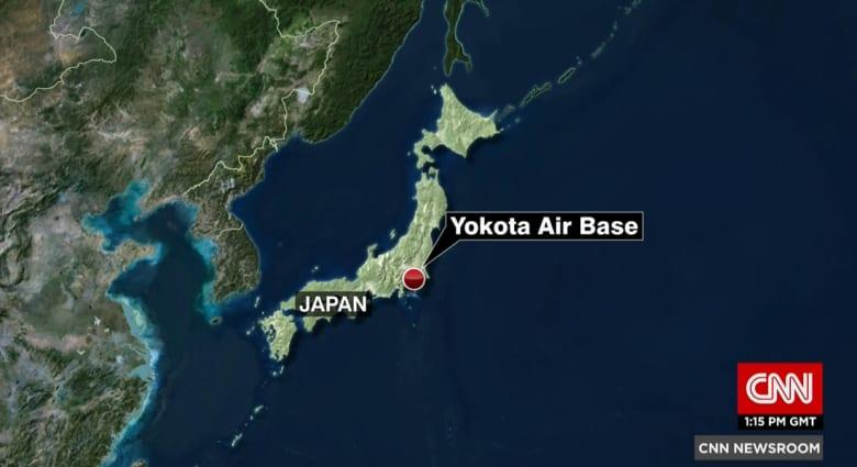 """عودة الأمور لطبيعتها في قاعدة جوية أمريكية في اليابان بعد """"حادثة أمنية"""""""