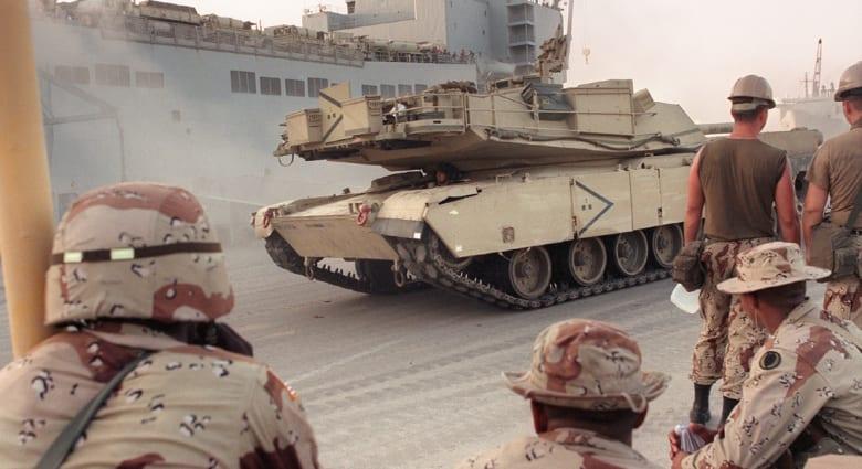 مُشرّع أمريكي لـCNN: لهزم داعش نحتاج تحالفا كحرب الخليج الأولى يقدم فيه شركاؤنا ثلث القوات ويدفعون 85% من التكاليف