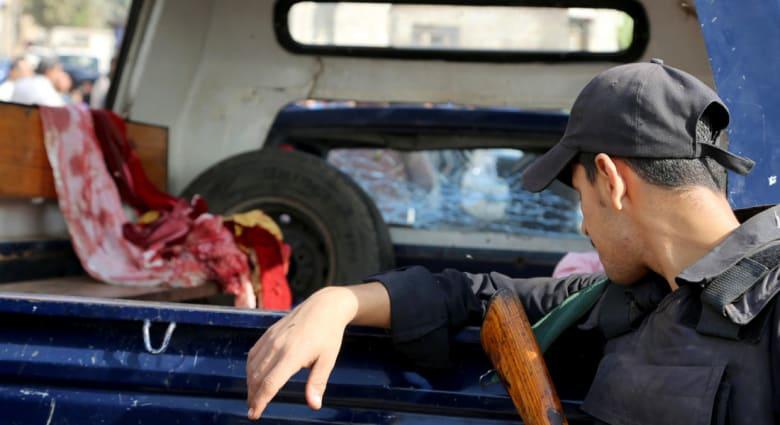 """مصر.. مقتل 138 شرطياً وضبط 120 ألف """"مسجل خطر"""" بـ2015 وقضايا الآداب تتجاوز المخدرات"""