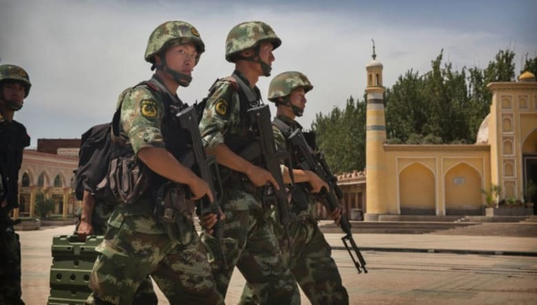 """رأي: الصين الخائفة من الإرهاب.. لا تتدخل في الخارج خشية استقطاب """"إسلاموية"""" داعش والقاعدة"""