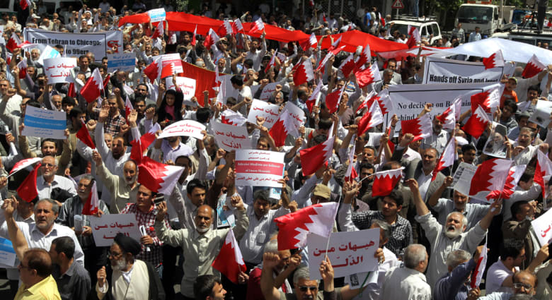 """البحرين تؤكد تضامنها مع السعودية بمواجهة """"التطرف"""" وتحذر من أي """"تعاط سلبي"""" محلياً وتدعو إيران للالتزام بـ""""حسن الجوار"""""""