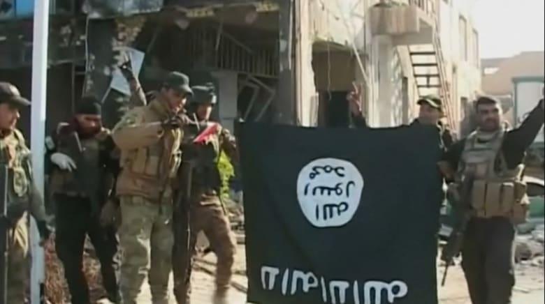 """بالفيديو.. بعد أسبوع على """"تحرير الرمادي"""".. معارك """"تطهير المدينة"""" من داعش مستمرة"""