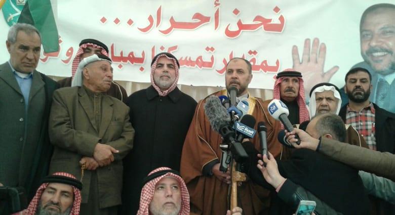"""خروج الرجل الثاني في """"إخوان الأردن"""" من السجن وسط تطلعات لاحتواء عاصفة """"الاستقالات"""""""