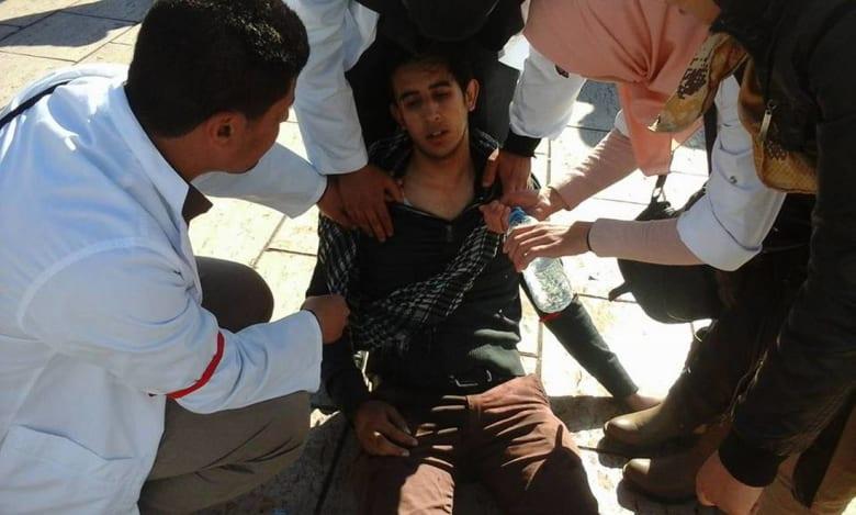 إصابات بين الأساتذة المتدربين في المغرب عقب تدخل القوات العمومية لتفريق احتجاجاتهم