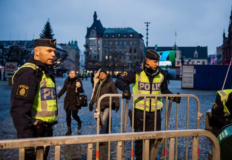 اتهامات للشرطة السويدية بالتستر على اعتداءات جنسية كثيرة ارتكبها مهاجرون