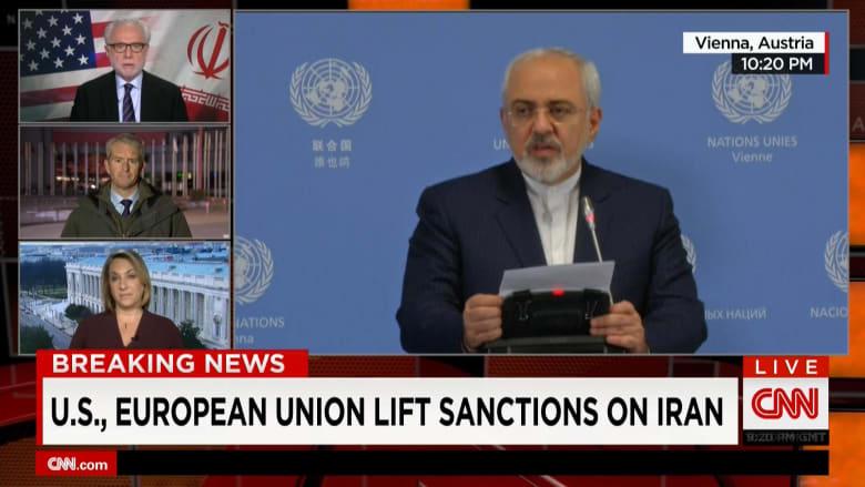 الوكالة الدولية الذرية تؤكد امتثال إيران لشروط الاتفاق النووي.. والخارجية الأمريكية تعطي الضوء الأخضر لتخفيف العقوبات الاقتصادية