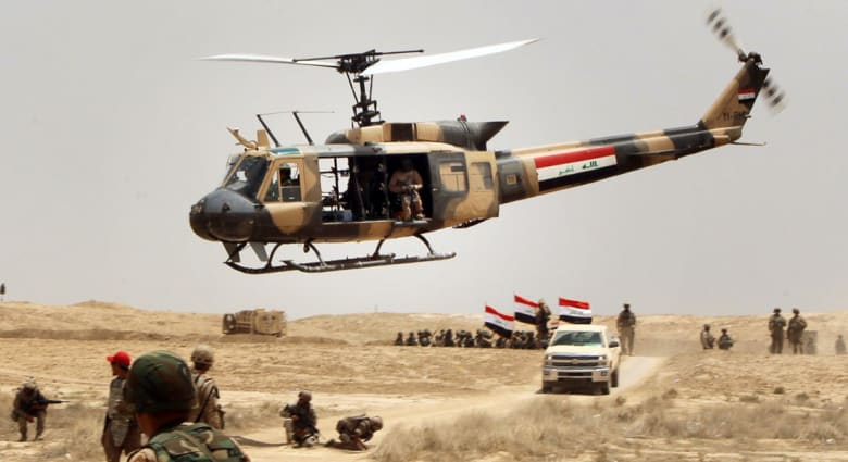 رئيس الوزراء العراقي لـCNN: لدينا خطة الآن لاستعادة الموصل.. وداعش أيدولوجية تم دعمها من دول في المنطقة