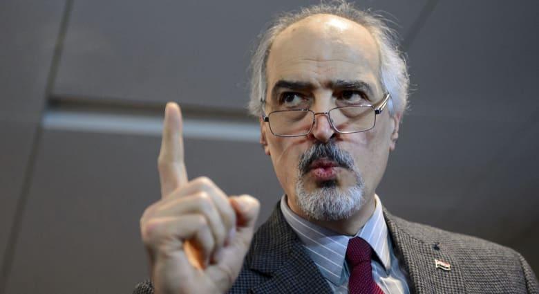 """""""فاتحة جديدة"""" يتلوها الجعفري في جنيف.. والقاسم: عندما يستخف سفير الأسد بالمقدسات الإسلامية"""