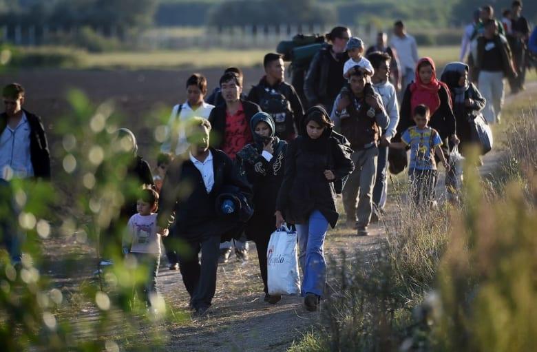 """حاكم محافظة بلجيكية للسكان: """"لا تُطعموا اللاجئين!"""""""