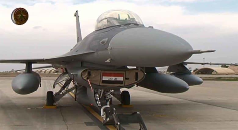 بالفيديو.. وصول الدفعة الثانية من مقاتلات الـF-16 الأمريكية إلى العراق