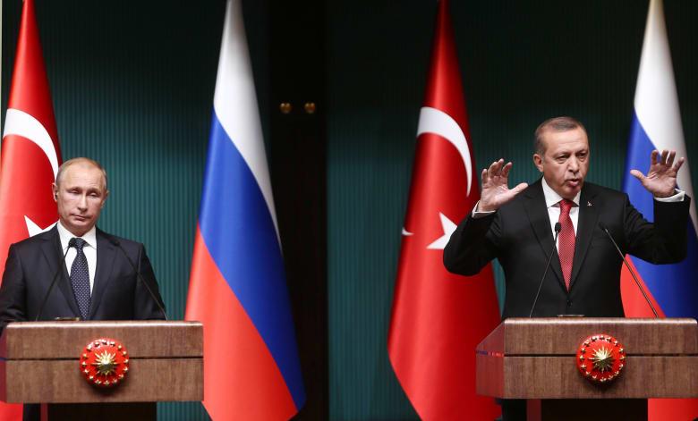 تركيا: لن نشن هجوما داخل سوريا وروسيا هي الدولة الغازية