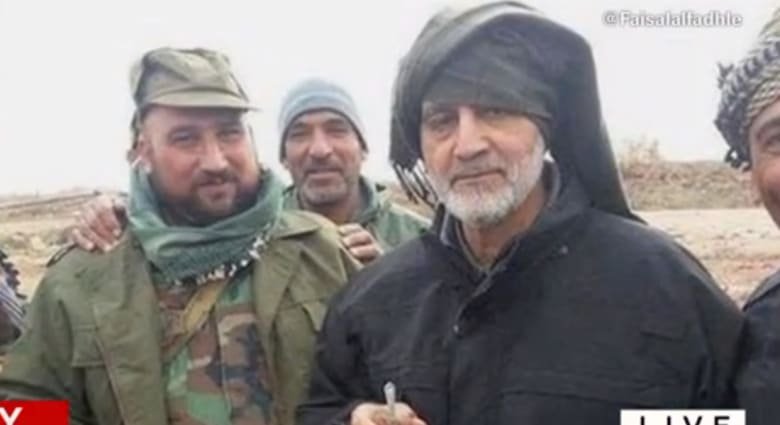 إيران: أمريكا تسعى لاغتيال الجنرال قاسم سليماني خوفا منه