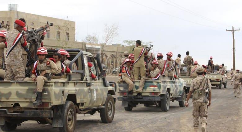 """الرحبي يحذر صالح والحوثي من النهاية القريبة وقوات هادي تسيطر على """"فرضة نهم"""" بمشارف صنعاء"""