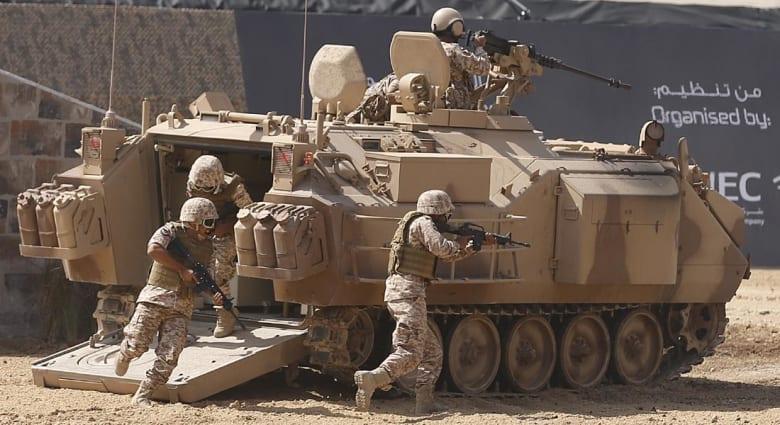 وزير إماراتي: ثابتون في دعم القوات التي تحارب داعش.. لا أتحدث عن آلاف القوات بل دعم للقوات التي تقاتل على الأرض
