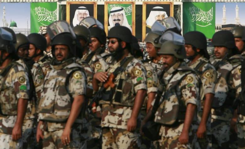 """السعودية: مناورات """"رعد الشمال"""" تبدأ خلال 24 ساعة بمشاركة من مصر والسودان والأردن"""
