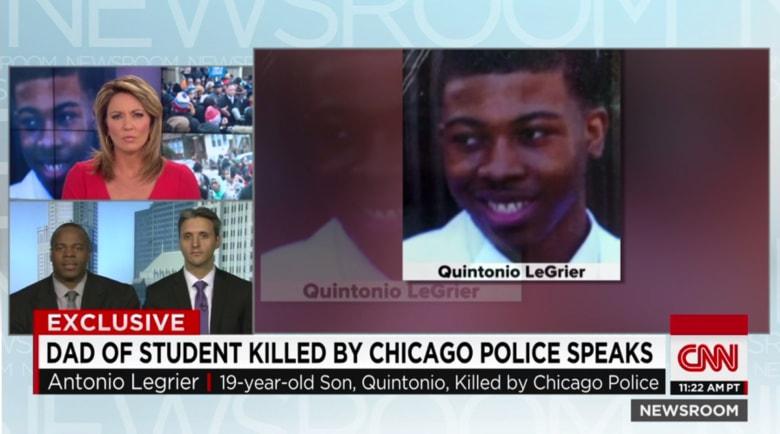 أمريكا: ضابط في شرطة شيكاغو يرفع قضية على مراهق أسود قُتل على يده