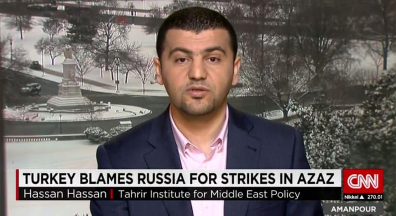 محلل يبين لـCNN أهمية منطقة اعزاز شمال سوريا: تركيا ستدخل الحرب إذا سيطر الأكراد عليها