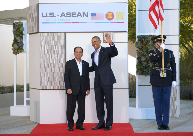 أمريكا: التجارة ومكافحة الأرهاب على رأس أجندة قمة أمريكا ودول جنوب شرق آسيا