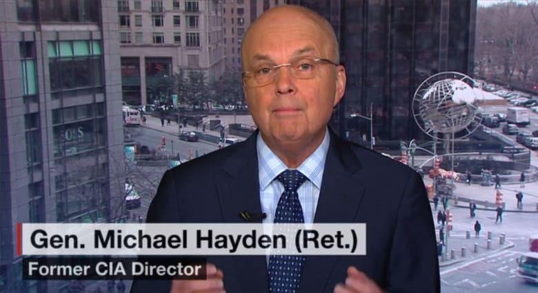 رئيس الاستخبارات الأمريكية السابق لـCNN: سوريا والعراق لم تعد موجودتان ولبنان يفقد ترابطه وليبيا فقدت منذ مدة