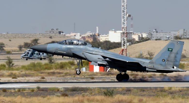 """مقاتلات سعودية تصل إلى قاعدة """"إنغرليك"""" التركية للمشاركة في الحرب على """"داعش"""""""