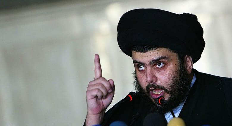 مقتدى الصدر يدعو الميليشيات التابعة له بالاستعداد للدفاع عن بغداد ويحذر حكومة العراق من الخطر المحدق بالعاصمة
