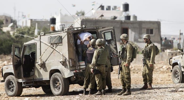 خطأ ملاحي يتسبب بمعركة بين القوات الإسرائيلية وسكان مخيم فلسطيني