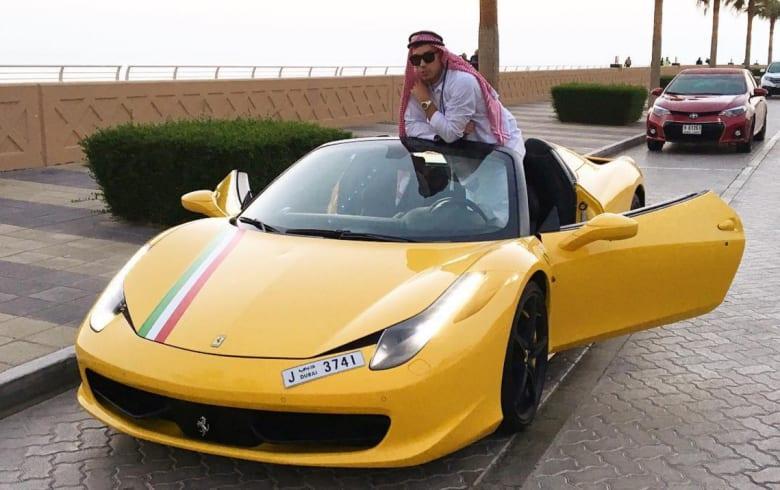 بالصور: مقتل ملاكم كندي في حادث سير في دبي