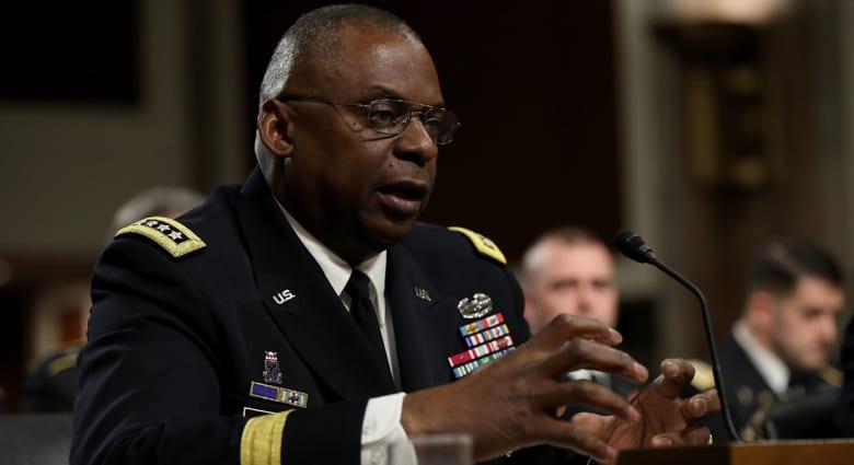 قائد القيادة المركزية بالجيش الأمريكي: قدمت مقترحات لزيادة عدد القوات في سوريا لاستعادة الرقة