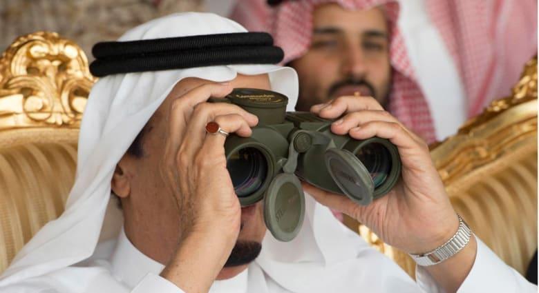 """بالفيديو: اختتام مناورات """"رعد الشمال"""".. ورئيس الأركان السعودي: أكبر تجمع عسكري عربي إسلامي يحقق أهدافه"""