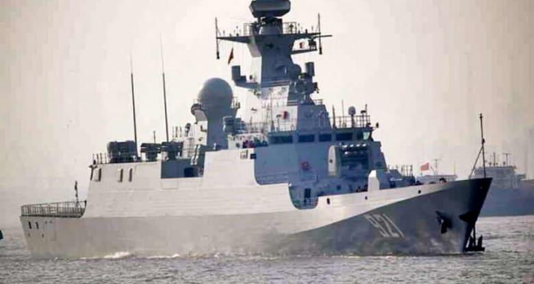 الجزائر تتسلّم سفينة حربية بقدرات متطوّرة صُنعت في الصين