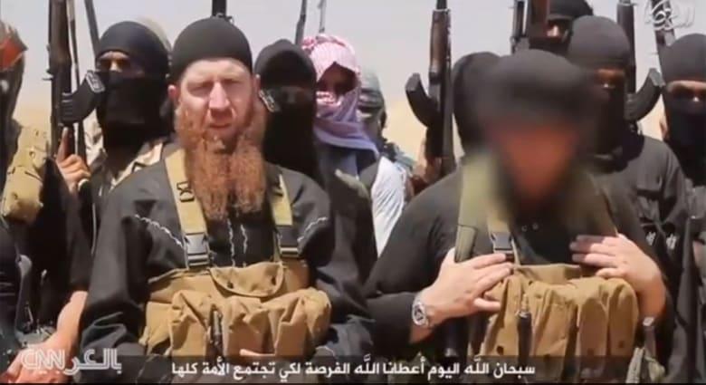 مصدران لـCNN: الإدارة الأمريكية تؤكد مقتل أبوعمر الشيشاني القيادي بداعش