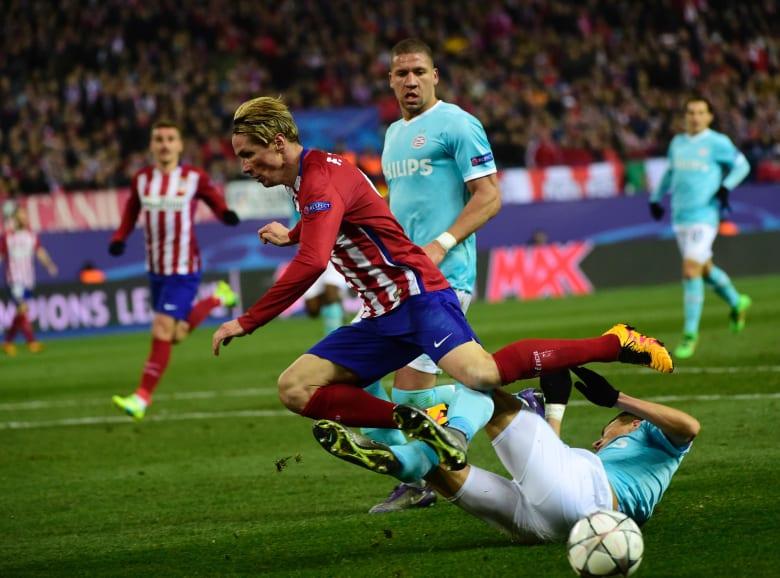 أبواب ربع نهائي دوري الأبطال تفتح أمام مانشترسيتي وأتلتيكو مدريد