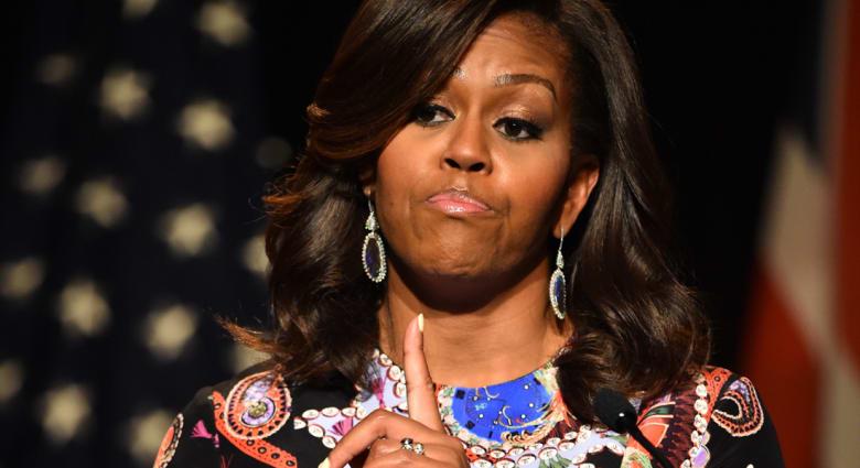 ميشال أوباما ترفض الترشح للرئاسة.. بسبب ابنتيها