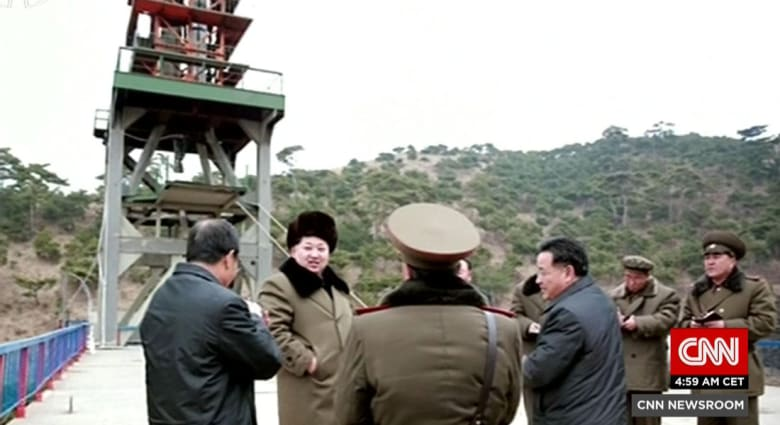 كوريا الشمالية تطلق صاروخين باليستيين سافرا مسافة 800 كيلومترا