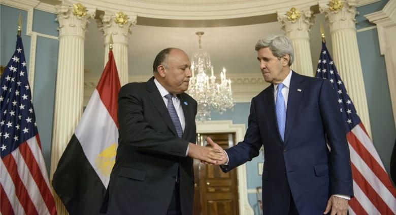 """واشنطن تنتقد """"تدهور"""" حقوق الإنسان و""""الاعتقالات والترهيب"""" في مصر.. والقاهرة: نرفض الوصاية الأجنبية"""
