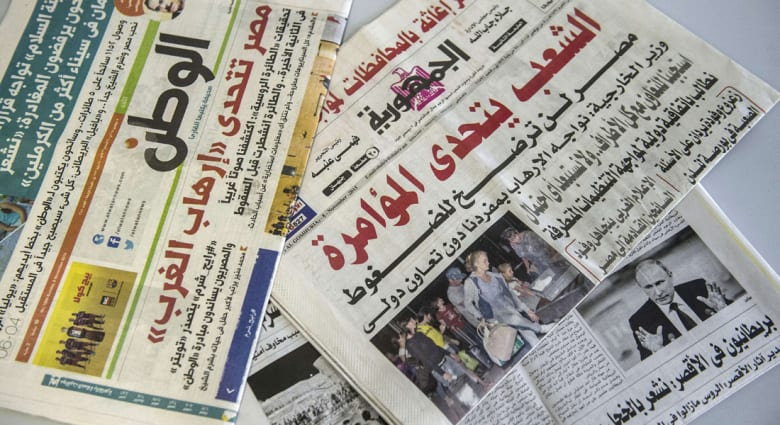 أحمد عبد ربه يكتب عن 12 فرضية سياسية في مصر منتهية الصلاحية!