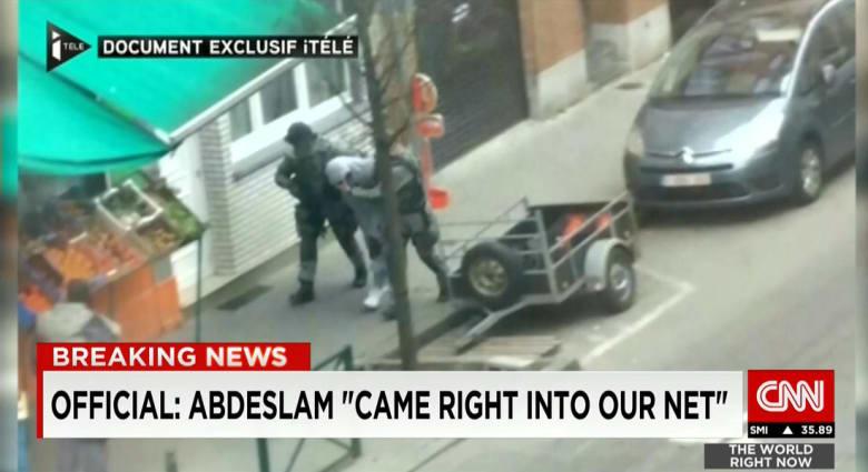 مصدر يكشف لـCNN كيف تم الاستدلال على صلاح عبدالسلام المشتبه به بهجمات باريس
