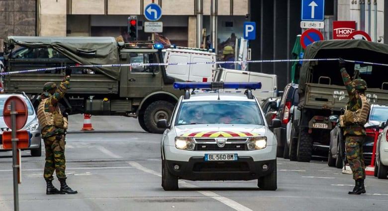 مصدر: إخلاء منشأة نووية شرق بلجيكا بناء على طلب من السلطات.. وأبرز المجمعات التجارية ببروكسل مغلقة