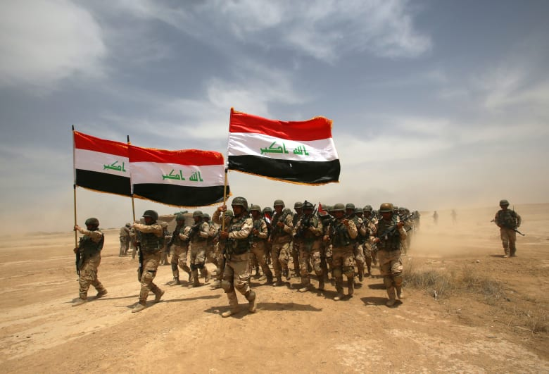 """الجيش العراقي يطلق """"عملية الفتح"""" لتحرير الموصل من داعش"""