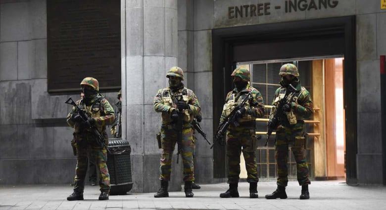 مصادر توكد مقتل أمريكيين وبريطاني في تفجيرات بروكسل.. ومسؤول لـCNN: واشنطن تعلم هوية المطلوب بتفجيري المطار