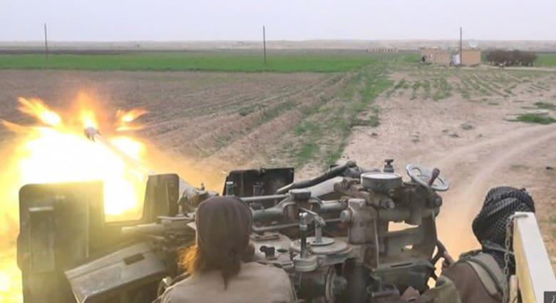 جنرال أمريكي لـCNN: الأسد يتمدد تحت غطاء استعادة أثار تدمر.. وداعش سيرد بنشر لواء خلافته بأوروبا