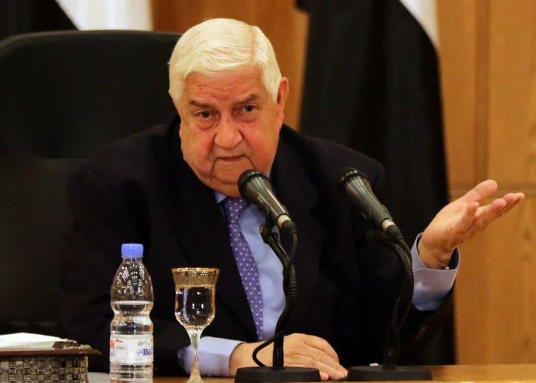 الجزائر تستقبل وزير الخارجية السوري وتعلن التزامها بتنسيق المواقف بين البلدين