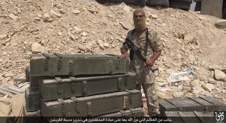 غوش يبين لـCNN كيف يمكن لتنظيم داعش صنع قنبلة نووية أو قذرة على الأقل