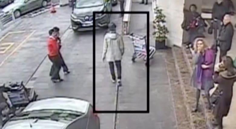 بالفيديو: كاميرات المراقبة تظهر مشتبها به يهرب من مطار بروكسل بعد الانفجار