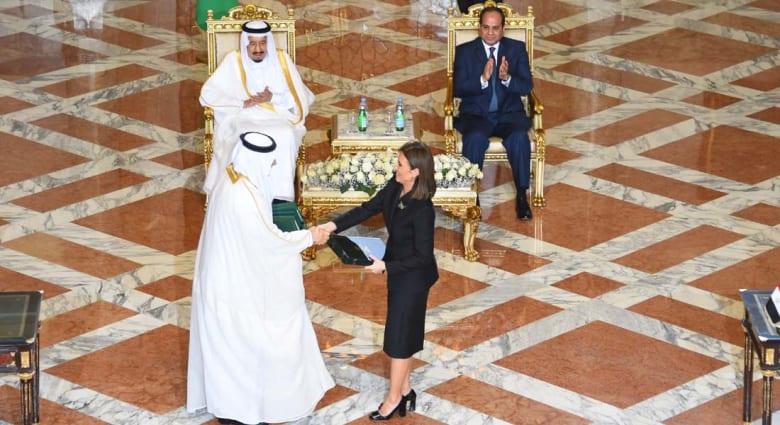 وزيرة التعاون الدولي المصرية: قيمة الاتفاقيات خلال زيارة الملك سلمان 25 مليار دولار