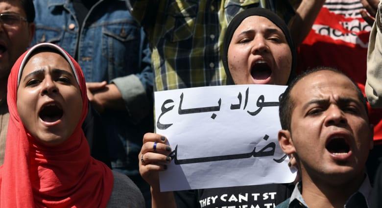 """الإخوان: 5 مكاسب حققت في جمعة """"الأرض هي العرض"""".. وهيئة الإسعاف: لا إصابات أو وفيات"""