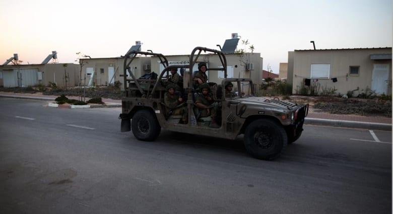 الجيش الإسرائيلي: التعاون العسكري مع مصر والأردن حالياً لم يسبق له مثيل