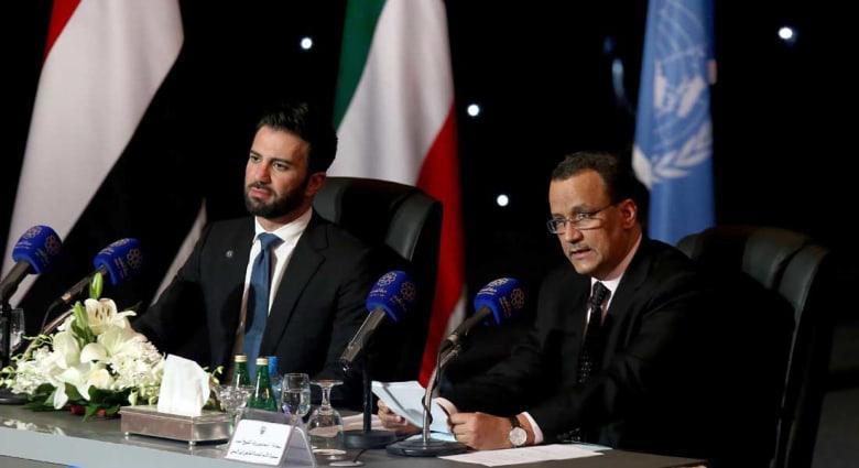 المبعوث الأممي لليمن: أجواء المحادثات إيجابية.. وناقشنا تثبيت وقف إطلاق النار بين أطراف الصراع