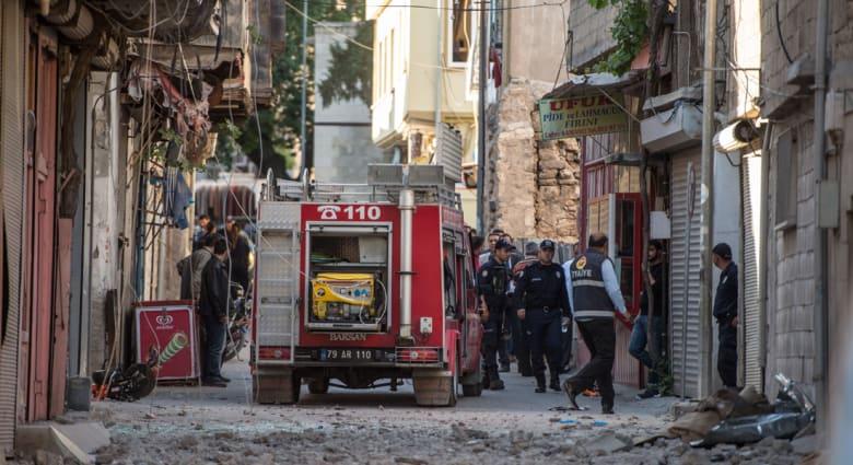 تركيا: قتيل و26 مصابا على الأقل بسقوط قذائف على كليس.. وتقرير: مصدرها الأراضي الخاضعة لسيطرة داعش بسوريا